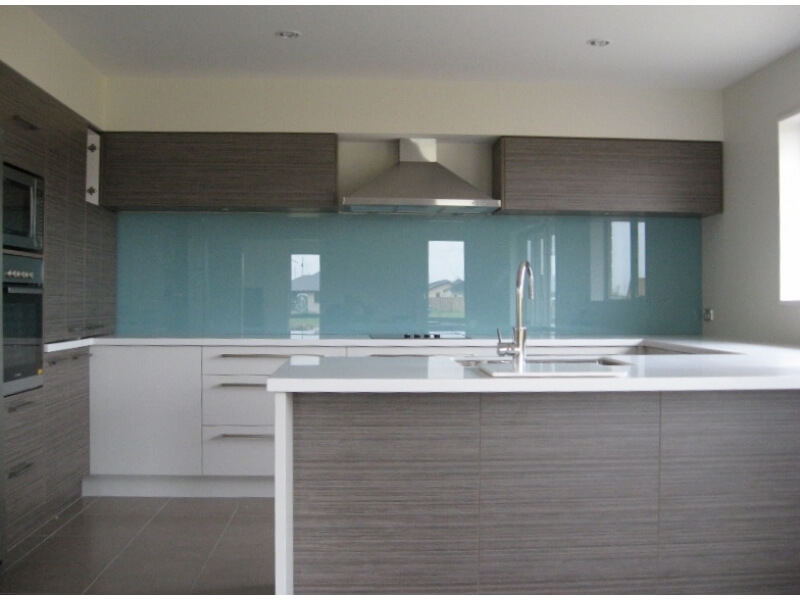 Colorful Splashbacks - Kitchen Custom Glass