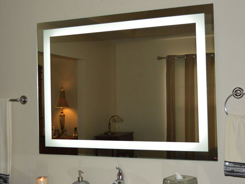 Mirror Bathroom Glass